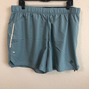 ASICS Cool 2-In-1 5 Inch Athletic Shorts NWT